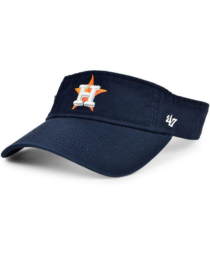 '47 Brand - Houston Astros 2020 Clean Up Visor