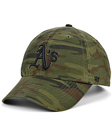 '47 Brand Oakland Athletics Regiment CLEAN UP Cap
