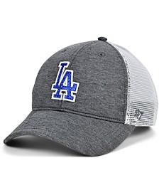 Women's Los Angeles Dodgers Space Glitta Trucker Cap