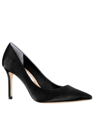 Nina 85 High Heel Pump Women's Shoes In Black
