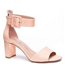 Rumor Block Heel Dress Sandals