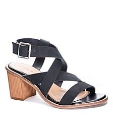 Women's Cacey Block Heel Sandals