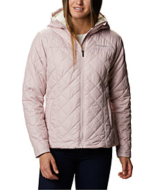 Columbia Women's Copper Crest™ Hooded Fleece-Lined Jacket