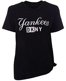 DKNY Women's New York Yankees Abigail T-Shirt
