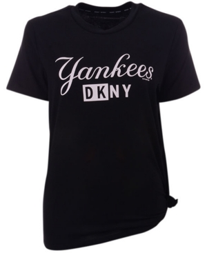 Dkny Women's New York Yankees Abigail T-Shirt