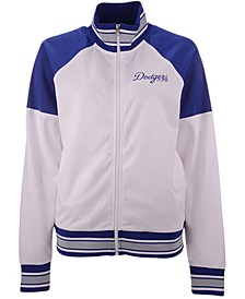 G-III Sports Women's Los Angeles Dodgers First Hit Track Jacket