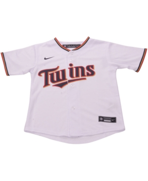 Nike Minnesota Twins Toddler Official Blank Jersey