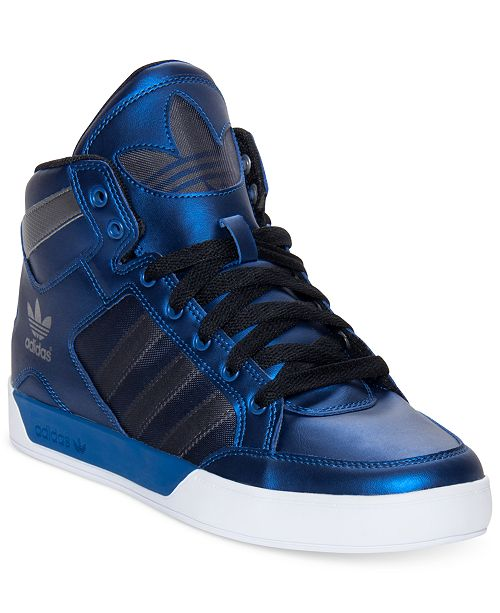 adidas. Men s Originals Hardcourt Hi Casual Sneakers from Finish Line. Be  the first to Write a Review. main image  main image ... c1d159745bd8b