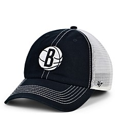 Brooklyn Nets Trawler Mesh Clean Up Cap