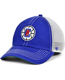 Los Angeles Clippers Trawler Mesh Clean Up Cap