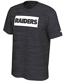 Las Vegas Raiders Men's Legend Velocity Training T-Shirt