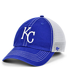 '47 Brand Kansas City Royals Trawler CLEAN UP Cap