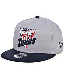 Minnesota Twins Lil Away Game 9FIFTY Cap