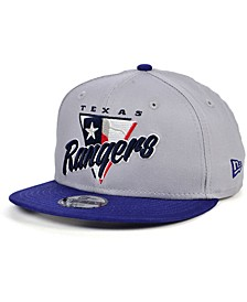 Texas Rangers Lil Away Game 9FIFTY Cap