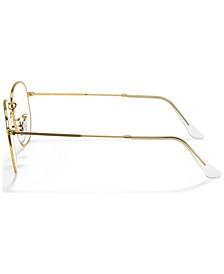 Unisex Blue Light  Glasses, RB3548