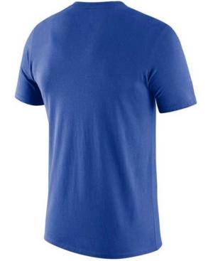 Nike Men's Kentucky Wildcats Dri-Fit Cotton Baseball Plate T-Shirt