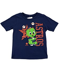 Toddler Baby Houston Astros Mascot T-Shirt