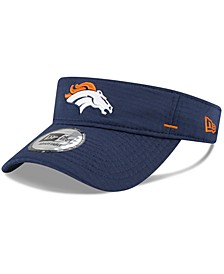 Men's Denver Broncos 2020 Training Visor