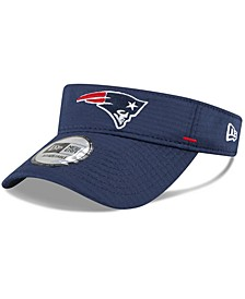 Men's New England Patriots 2020 Training Visor