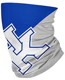 Kentucky Wildcats Colorblock Big Logo Gaiter Face Mask Scarf