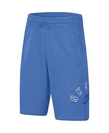 Sportswear Big Boys Jersey Shorts