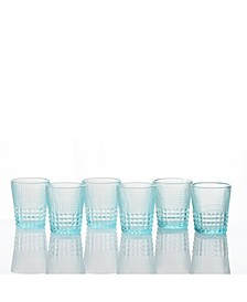 Malcolm Double Old Fashioned Glasses, Set of 6