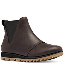 Women's Harlow Lug Sole Chelsea Booties