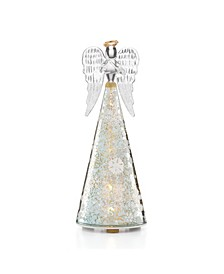 Radiant Light Angel Light-Up Figurine