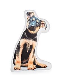 Memphis: Dog Shaped Pet Pillow