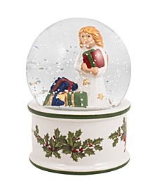CLOSEOUT! Christmas Toys Snow globe small, Angel