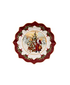 Toys Fantasy Bowl large, Santa with Christmas Tree