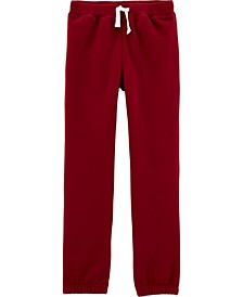 Big Boys Pull-On Fleece Pants