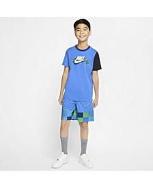 Sportswear Big Boys Basketball Shorts