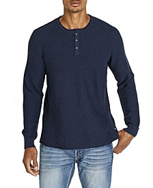 Wamill Henley Men's Sweater