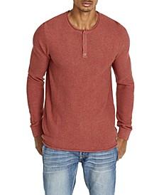 Wamill Henley Men's Sweater