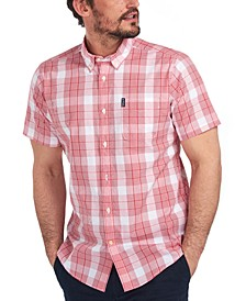 Men's Highland Checked Cotton Shirt