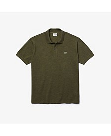 Men's Classic Fit Chine Pique Polo Shirt