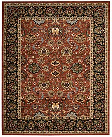 "Timeless TML20 Persimmon 5'6"" x 8' Area Rug"