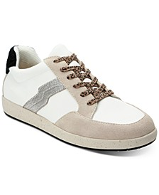 """Music """"Smart Creation"""" Lace-Up Sneakers"""
