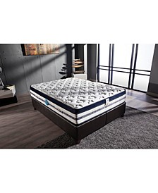 Biorytmic Memory Foam Eurotop Mattress- Full