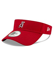 Los Angeles Angels 2020 Batting Practice Visor