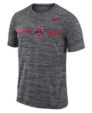 Nike Ohio State Buckeyes Men's Legend Velocity T-Shirt