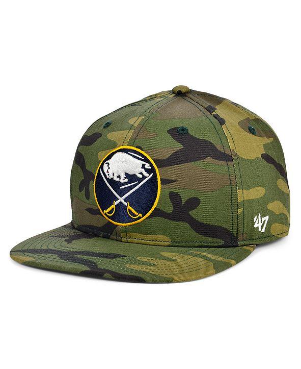 '47 Brand Buffalo Sabres Grove Captain Cap