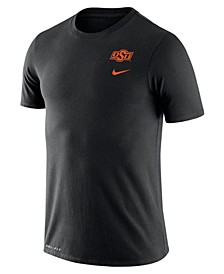 Nike Oklahoma State Cowboys Men's Dri-Fit Cotton DNA T-Shirt