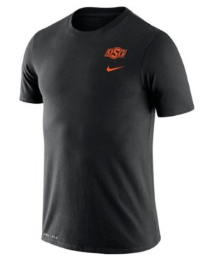Nike Oklahoma State Cowboys Men's Dri-Fit Cotton Dna T-Shirt