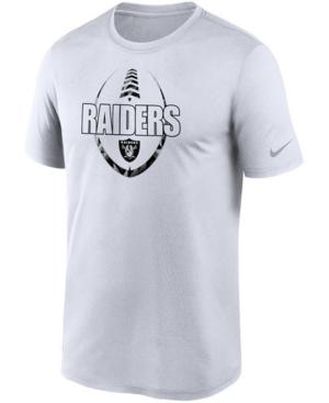 Nike Las Vegas Raiders Men's Icon Essential T-Shirt