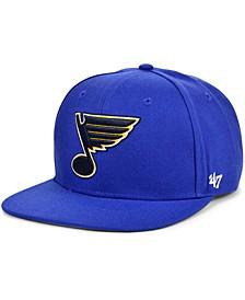 St. Louis Blues No Shot Snapback Cap