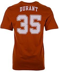 Texas Longhorns Men's Basketball Jersey T-Shirt Kevin Durant