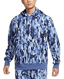 Men's Sportswear Club Fleece Camo Hoodie