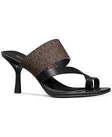 Michael Michael Kors Tanner Dress Sandals